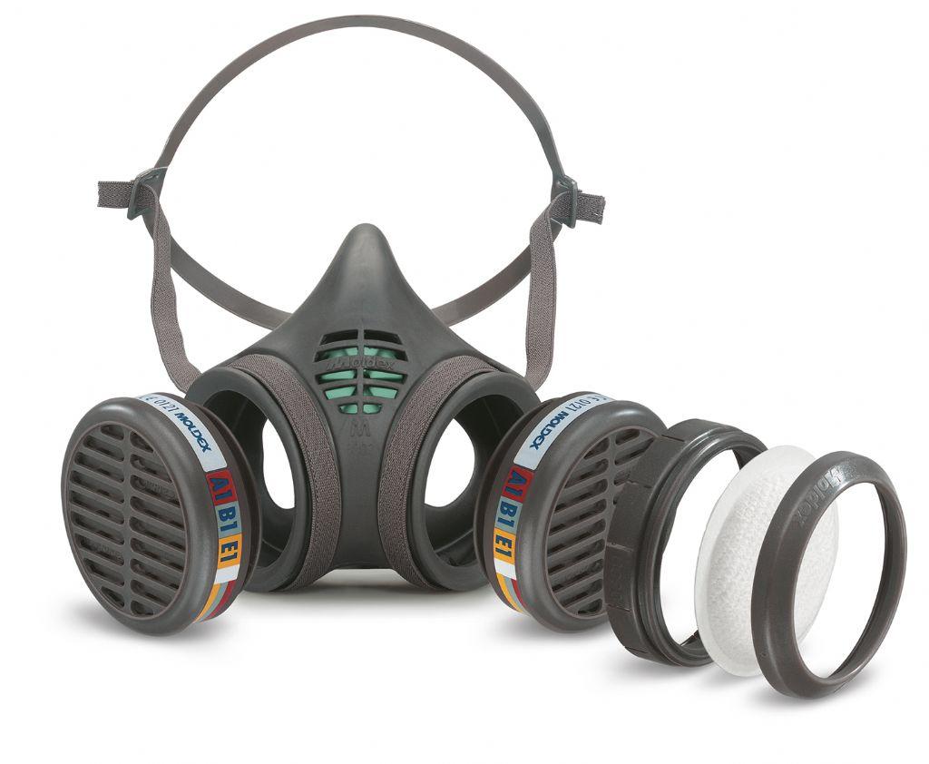 Series 8000 Half Mask