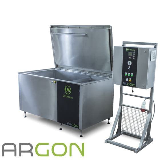 Argon Series Ultrasonic Cleaning Systems