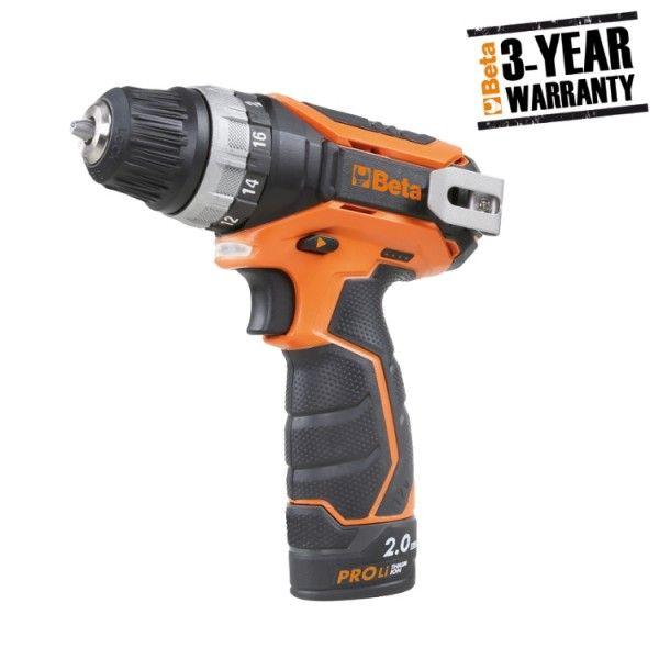Ultracompact drill, 12V