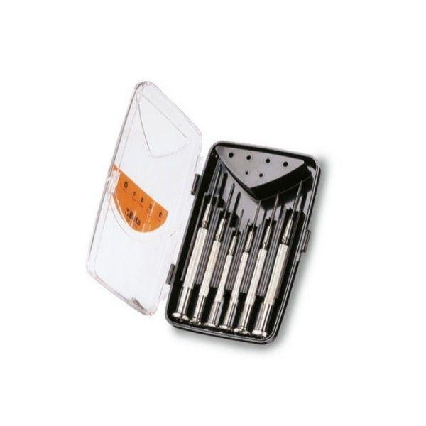 Set of 6 micro-screwdrivers