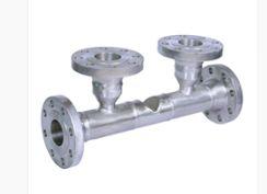 Wedge flow meter
