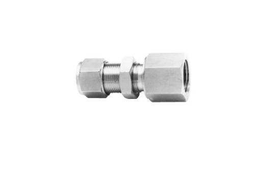 Bulkhead Connector, Female: BCF