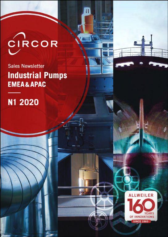 Newsletter CIRCOR Pumps 07-2020