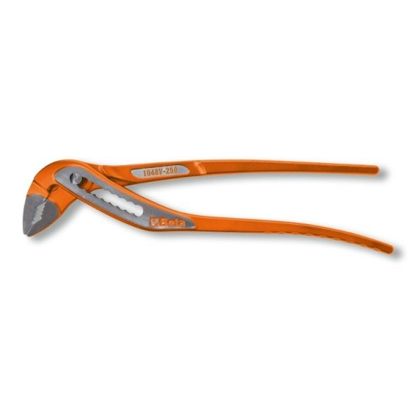 Slip joint pliers boxed joints, orange