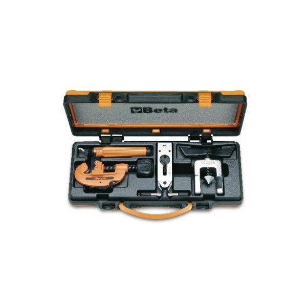 Pipe cutter, deburrer, adjustable