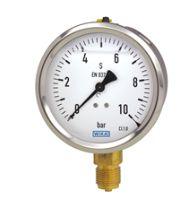 Liquid filled gauge
