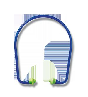 Pura-Band® Banded Earplugs