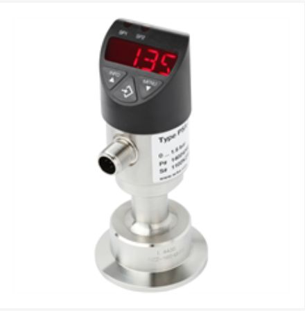 Electronic pressure switch with display Model PSA-31