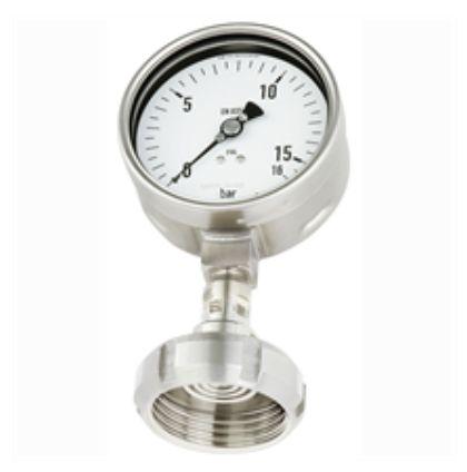 Pressure Gauge per EN 837-1