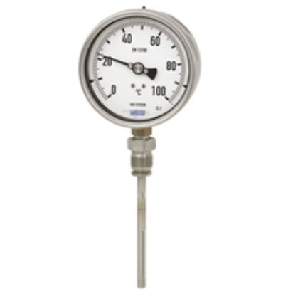 Gas-actuated thermometer Model 73