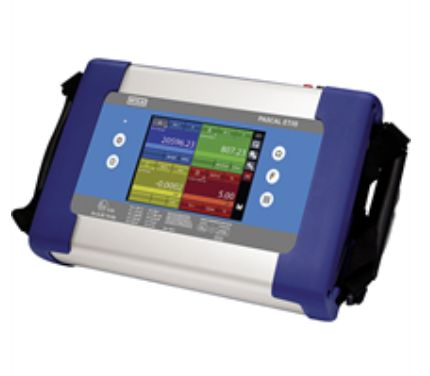 Hand-held multifunction calibrator Model Pascal ET