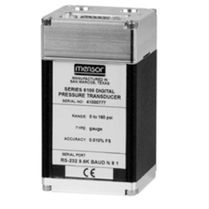 Precision pressure sensor CPT6100, CPT6180