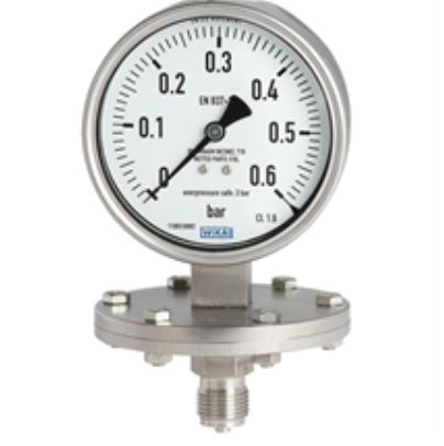 Diaphragm pressure gauge 432.50, 433.50