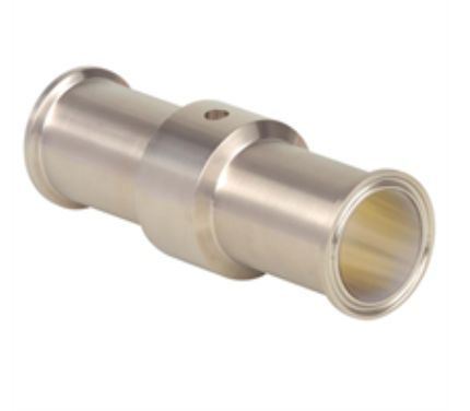 In-line diaphragm seal with sterile connection, 981.22