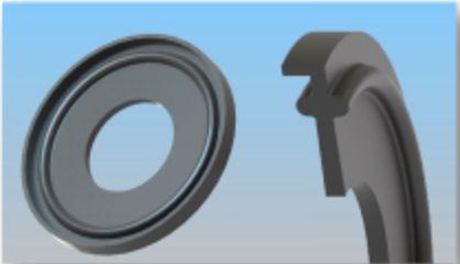 Hygienic Seals  - Tri Clamp Hygienic Gaskets Seals aka