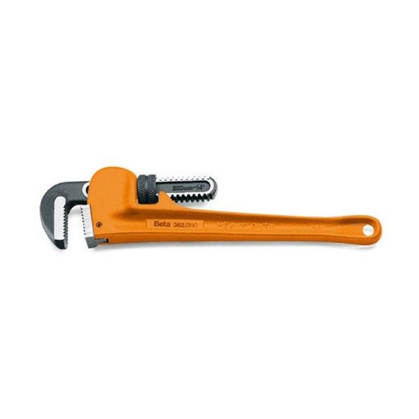 Heavy duty pipe wrenches