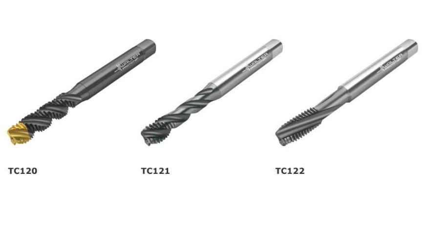 TC120, TC121 and TC122
