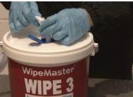 Wipe 3 Aqueous Degreasing Wet Wipes