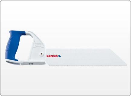 Lenox PVC/ABS Plastic Pipe Hand Saw