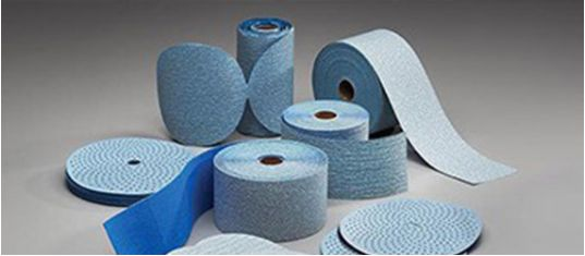 Sandpaper or 'Coated Abrasives'