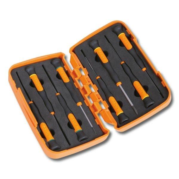 Set of 8 micro-screwdrivers
