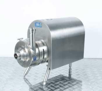 Liquid ring self-priming pumps