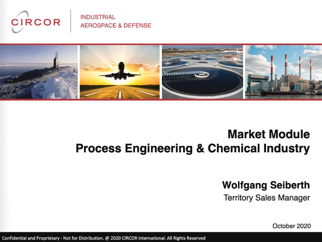 Market Module - Process Engineering and Chemical Industry