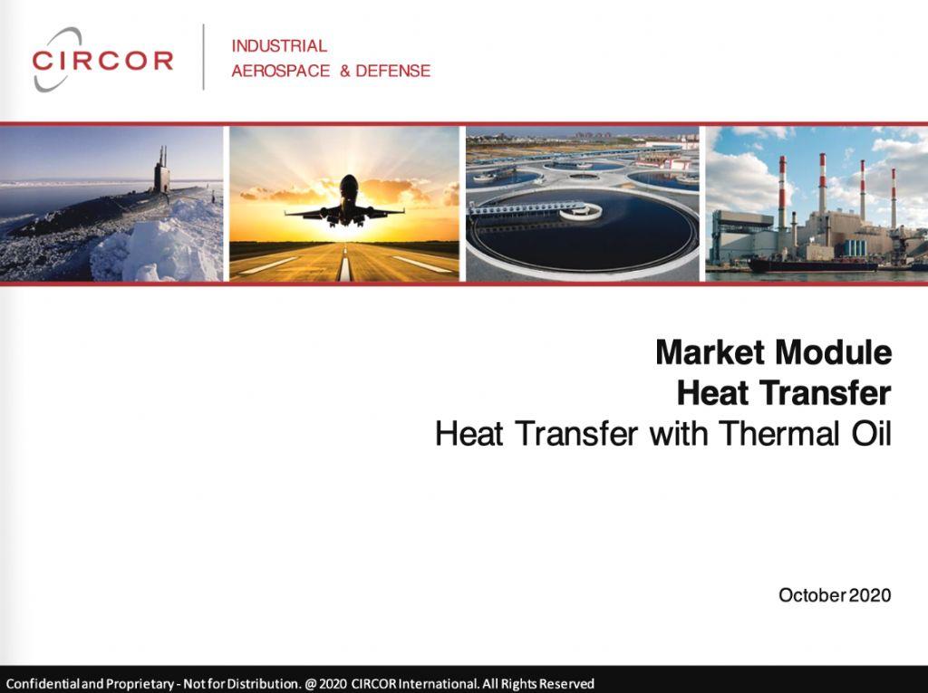 Market Module - Heat Transfer