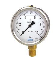 Liquid filled gauge