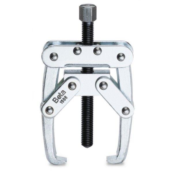 Two-leg self-locking puller