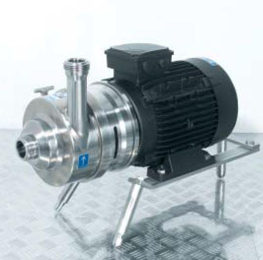 Centrifugal air separator (A'S)