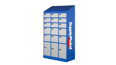 Steel Front Locker